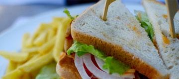 Sandwich & Burger