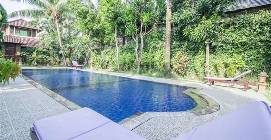 Two Bedroom with Private Pool