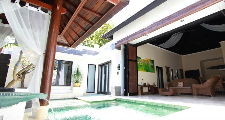 2 Bedroom Superior Villa with Plunge Pool